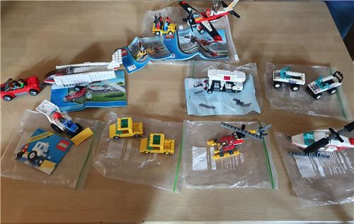 Large LEGO Bundle! Includes everything shown in the 4 photos!, Lego, Vikki Neighbour, other, Northwood