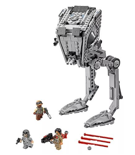 Star Wars  AT-ST Walker, Lego 75153, Henk Visser, Star Wars, Johannesburg, Image 2