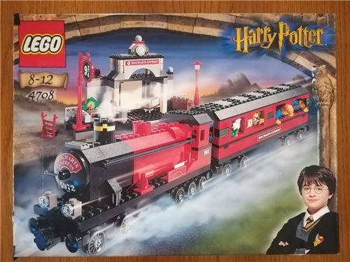 Harry Potter Lego sets, Lego Various , Hans Roos, Harry Potter, Centurion