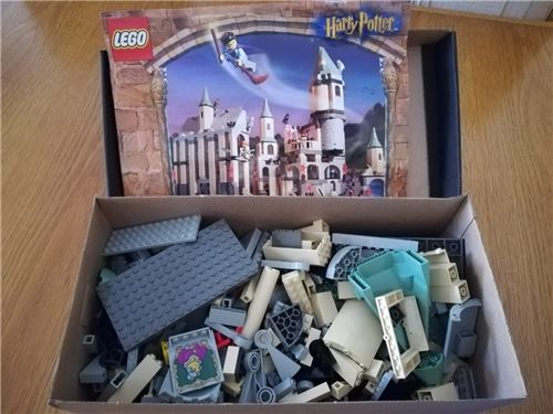 Harry Potter Lego sets, Lego Various , Hans Roos, Harry Potter, Centurion, Image 9