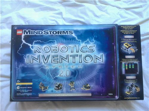 Mindstorms Robotics Invention System 2.0, Lego 3804-1, Keegan, MINDSTORMS, Cape Town