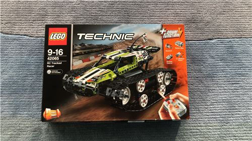 RC Tracked Racer // used, Lego 42065, K.P., Technic, Berlin
