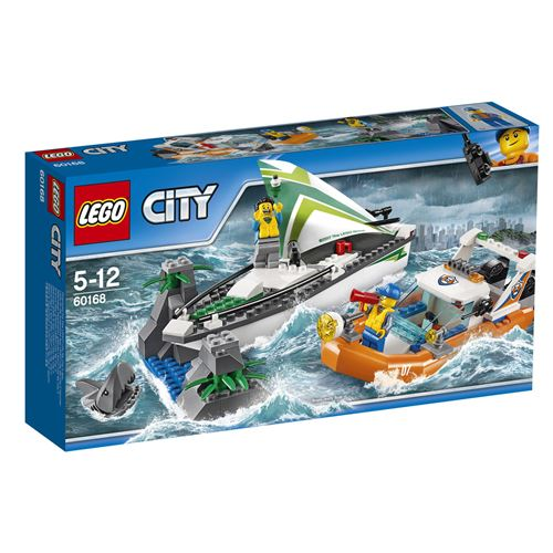Sailboat Rescue, Lego 60168, spiele-truhe (spiele-truhe), City, Hamburg