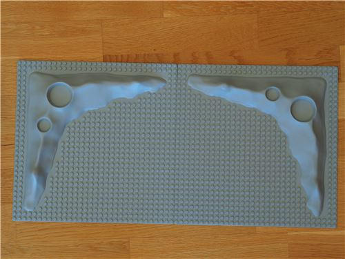 Lego Space classic: 305 Crater Plate, with BOX, Lego 305, Jochen, Space, Radolfzell, Image 4