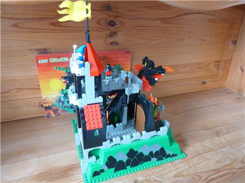Fire Breathing Fortress, Lego 6082, Alex, Castle, Dortmund, Image 3