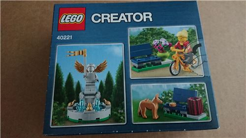 Lego Creator Set 40221 New sealed retired Excellent box