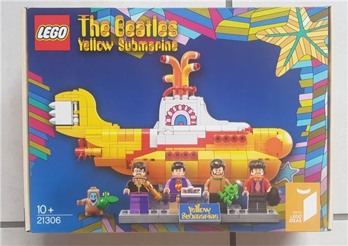 Ideas Yellow Submarine, Lego 21306, Tracey Nel, Ideas/CUUSOO, Edenvale