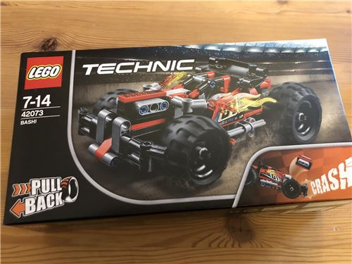 lego technic bash bumms tout flamme lego 42073 toni. Black Bedroom Furniture Sets. Home Design Ideas