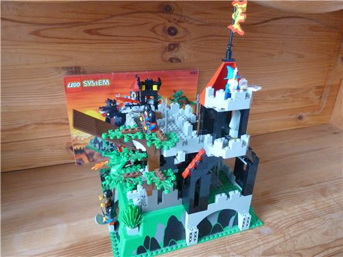 Fire Breathing Fortress, Lego 6082, Alex, Castle, Dortmund, Image 4