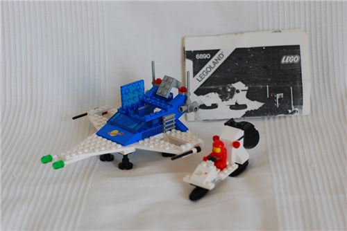 Lego Space 6890: Cosmic Cruiser, Lego 6890, Jochen, Space, Radolfzell