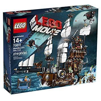Metal Beards Sea Cow, Lego 70810, Gohare, The LEGO Movie, Tonbridge