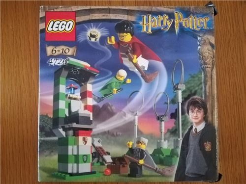 Harry Potter Lego sets, Lego Various , Hans Roos, Harry Potter, Centurion, Image 17