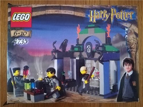 Harry Potter Lego sets, Lego Various , Hans Roos, Harry Potter, Centurion, Image 18