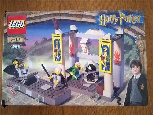 Harry Potter Lego sets, Lego Various , Hans Roos, Harry Potter, Centurion, Image 13