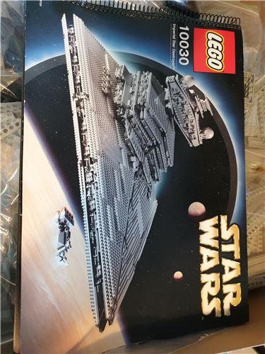 UCS  Star Destroyer 10030, Lego 10030, Matti Rautiainen, Star Wars, Imatra