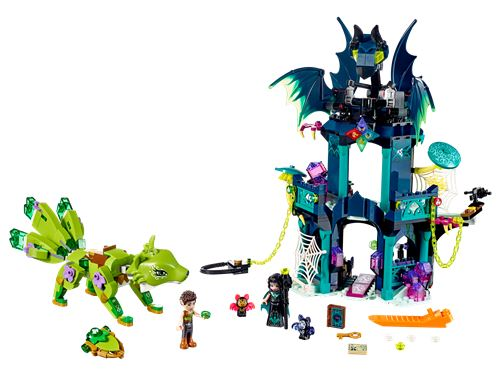 Noctura's Tower & the Earth Fox Rescue, LEGO 41194, spiele-truhe (spiele-truhe), Elves, Hamburg, Image 4