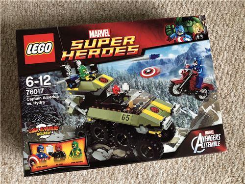 super heroes captain america vs hydra