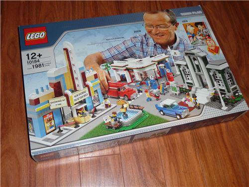 Lego 10184 50 Jahre Town Plan Lego 10184 Eimsbüttel