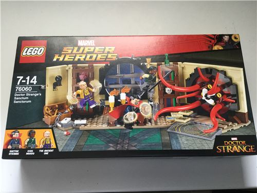 New sealed 76060, Lego 76060, Emanuele Volpi, Super Heroes, Scorzè