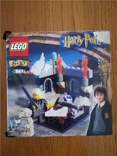 Harry Potter Lego sets, Lego Various , Hans Roos, Harry Potter, Centurion, Image 3