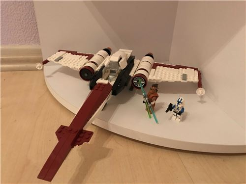 Lego Star Wars 75004 Z-95 Headhunter, Lego 75004, Mark Deege, Star Wars, Hamburg