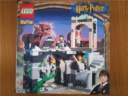 Harry Potter Lego sets, Lego Various , Hans Roos, Harry Potter, Centurion, Image 4