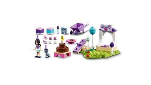 Emma's Pet Party, LEGO 10748, spiele-truhe (spiele-truhe), Juniors, Hamburg, Image 6