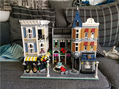 Assembly square 10255, Lego 10255, Mark, Creator, Wolverhampton , Image 8