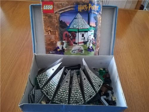 Harry Potter Lego sets, Lego Various , Hans Roos, Harry Potter, Centurion, Image 12
