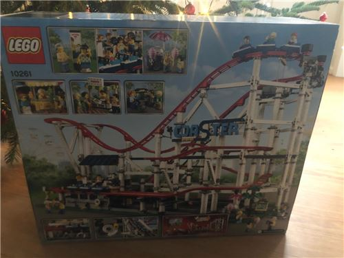 Brand New Roller Coaster Lego 10261, Lego 10261, Stan, Creator, Vancouver, Image 2