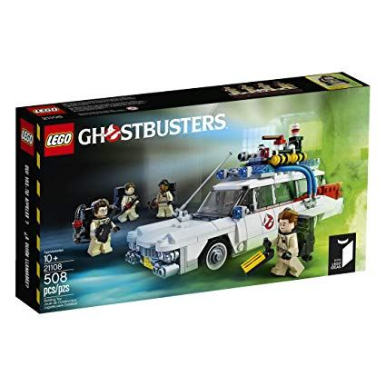 Ghostbusters Ecto-1, Lego 21108, Gohare, Ideas/CUUSOO, Tonbridge
