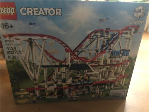 Brand New Roller Coaster Lego 10261, Lego 10261, Stan, Creator, Vancouver, Image 4