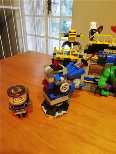 Super Heroes - Hulk Smash Lab, Lego 76018, Laura, Super Heroes, Cape Town, Image 5