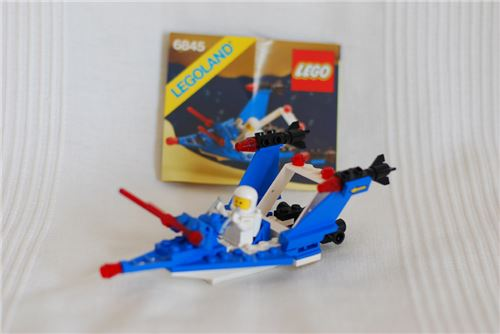 Lego Space 6845: Cosmic Charger, Lego 6845, Jochen, Space, Radolfzell