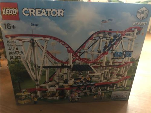 Brand New Roller Coaster Lego 10261, Lego 10261, Stan, Creator, Vancouver, Image 3