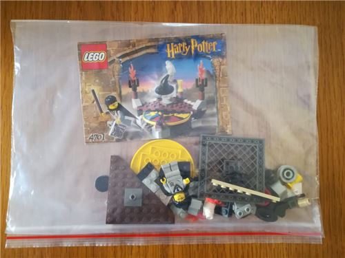 Harry Potter Lego sets, Lego Various , Hans Roos, Harry Potter, Centurion, Image 6