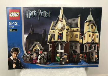 2004 Hogwarts Castle (2nd edition), Lego 4757, Christos Varosis, Harry Potter, serres