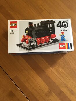 40th anniversary train, Lego 40370, Daniel henshaw, other, Swindon