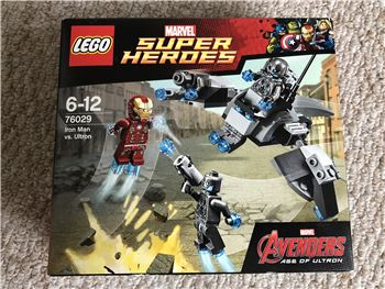 Iron Man vs Ultron, Lego 76029, Steven Bond, Marvel Super Heroes, St. Helens
