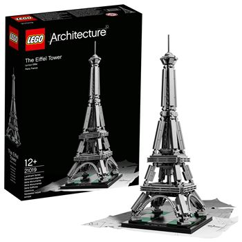 The Eiffel Tower, LEGO 21019, spiele-truhe (spiele-truhe), Architecture, Hamburg