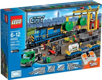 Cargo Train, Lego 60052, spiele-truhe (spiele-truhe), City, Hamburg