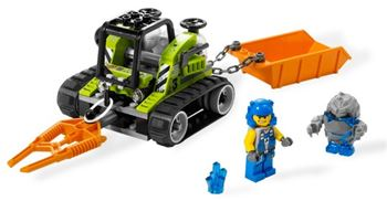 Lego 8958 Power Miners - Granite Grinder, Lego 8958, Philippe Theriault , Power Miners, Dieppe