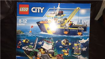 Lego deep sea excavation , Lego 60095, Sarah, Town, Blaydon-On-Tyne