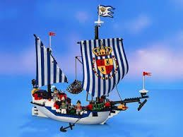 Armada Imperial Flagship, Lego 6280, Creations4you, Pirates, Worcester