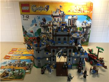 Lego Castle, Lego 70400 and 70404, Skookies, Castle, Newcastle under Lyme