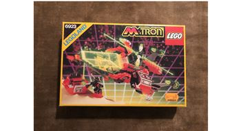 LEGO 6923 - The Particle Ioniser / M:Tron theme, Lego 6923, Spaceman, Space, Birmingham