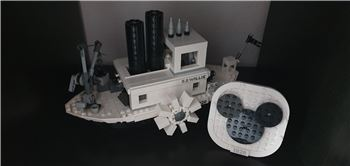 Steamboat Willie, Lego 21317, Andreas Kantner, Ideas/CUUSOO, Zwingen