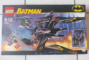 Batman The Batwing: The Jokers Aerial Assault for Sale, Lego 7782, Tracey Nel, Super Heroes, Edenvale