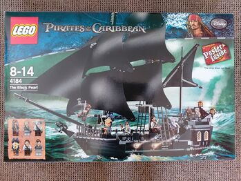 The Black Pearl, Lego 4184, Tracey Nel, Pirates of the Caribbean, Edenvale