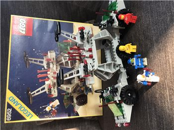 Lego Solar Power Transporter (6952), Lego 6952, Grant, Space, Port Elizabeth